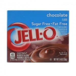 JELL-O 果冻粉 巧克力味 85g