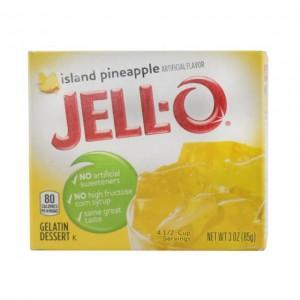 JELL-O 果冻粉 菠萝味 85g