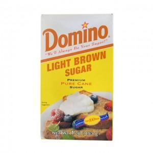 Domino 多米诺牌 高级黄糖 盒装 453g