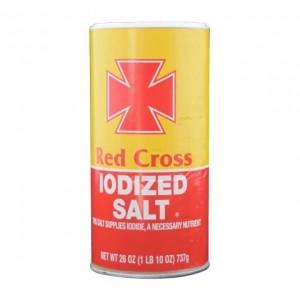 Red Cross 红十字 加碘食盐 737g