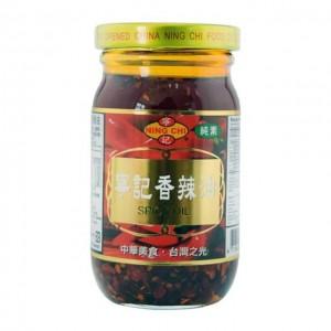 宁记 香辣油 纯素 245g
