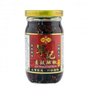 宁记 豆豉辣椒油 纯素 245g