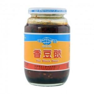 明德 香豆豉 460g