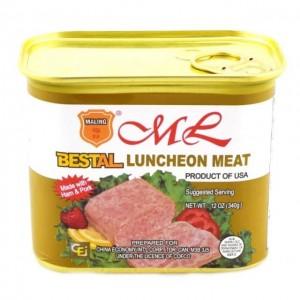 梅林 特佳火腿午餐肉 340g