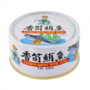 同荣 香筍鲔鱼 170g