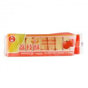 九福 荔枝酥 227g