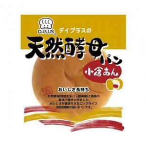 D-PLUS 天然酵母夹心保鲜包 小苍红豆味 80g