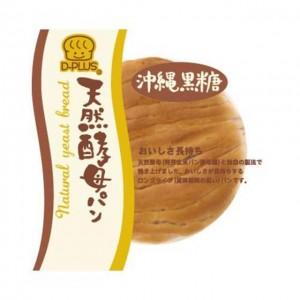 D-PLUS 天然酵母保鲜包 冲绳黑糖味 80g