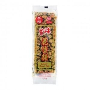 九福 海苔花生糖 85g