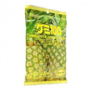 春日井Kasugai 菠萝味QQ软糖 107g
