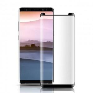 三星 Note8 手机全覆盖玻璃贴膜 黑色