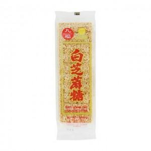 九福 白芝麻糖 85g