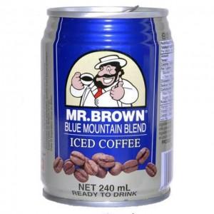MR.BROWN 罐装咖啡 蓝山风味 240mL