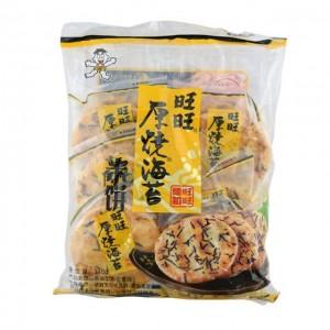 旺旺 厚烧海苔米饼 118g