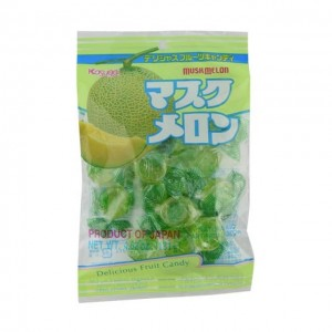 春日井Kasugai 蜜瓜味硬糖 131g