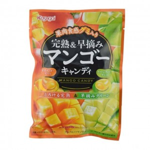 春日井Kasugai 青/熟芒果双味夹心硬糖 84g