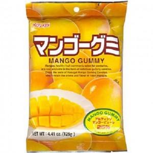春日井Kasugai 芒果味QQ软糖 102g