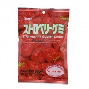 春日井Kasugai 草莓味QQ软糖 107g