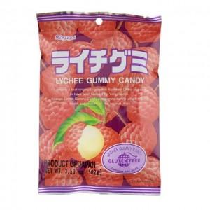 春日井Kasugai 荔枝味QQ软糖 102g