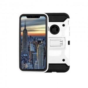 IPhone X 手机支架壳  白色