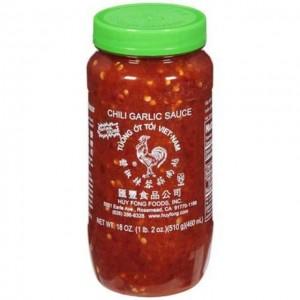 汇丰 越南蒜蓉辣椒酱 510g