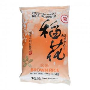 稻花香 玄米 15lbs