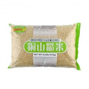 谷立方 铜山糙米 4lbs