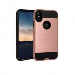 IPhone X 手机壳 玫红