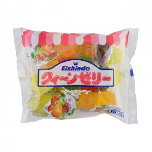 EISHINDO 水果味果冻 240g