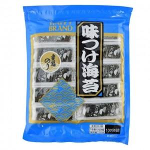 Happy Brand 有味海苔 原味 100袋