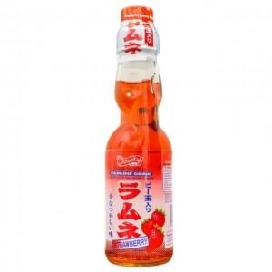 Shirakikui 弹珠汽水 草莓味 200mL