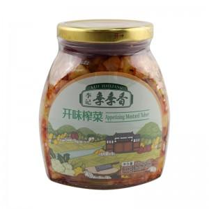 李记 季季香 开味榨菜 335g